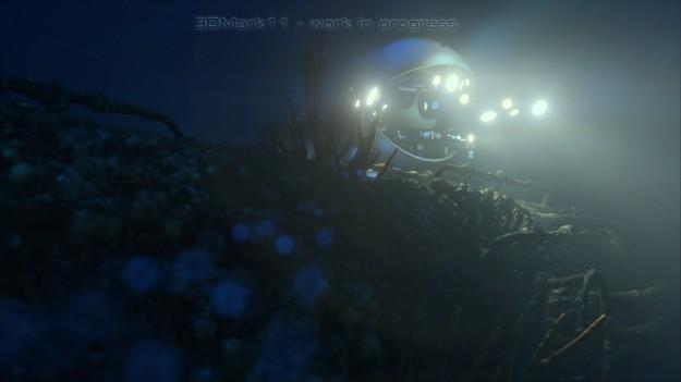 3DMark11 Deep Sea 1