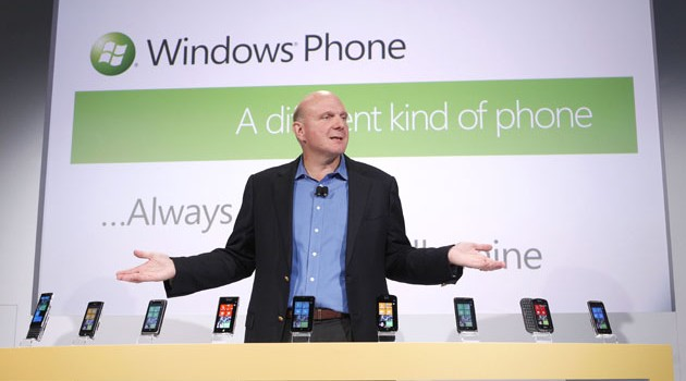 Windows Phone 7 Annoucement