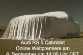 AudiRS5Weltpremiere