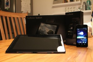 2-in-1 Set ASUS PadFone