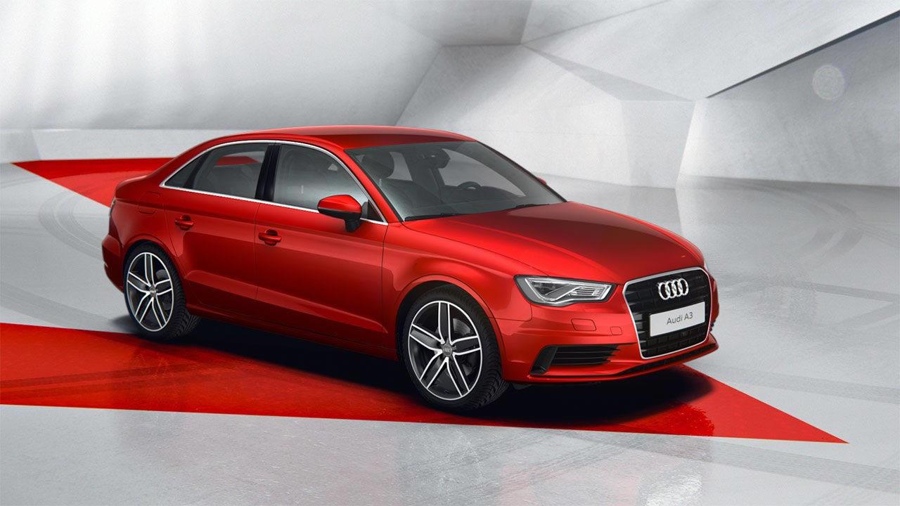Zuwachs in der A3 Welt von Audi
