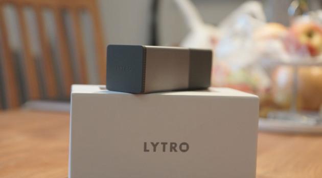 Lichtfeldkamera Lytro im Test