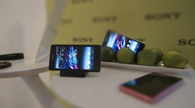 Hands-on-Video Xperia Z1 Compact