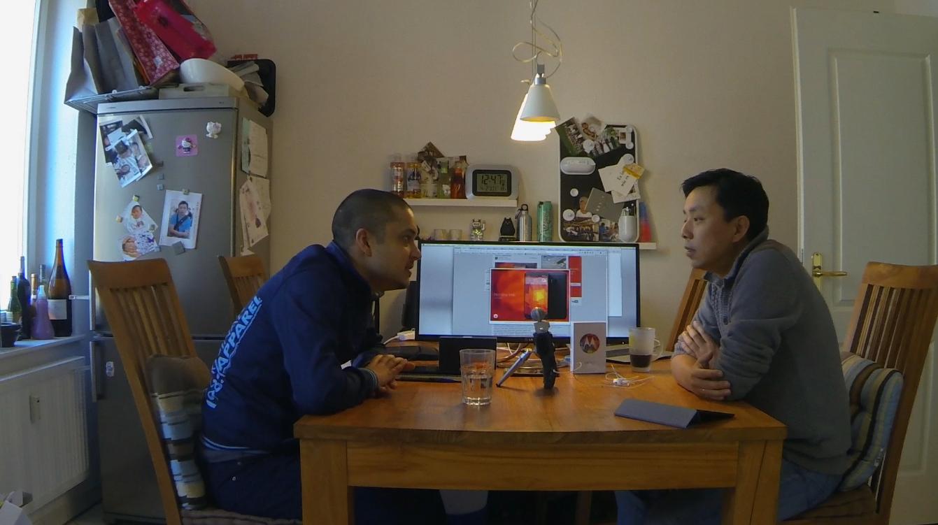 Gadget Magazin Podcast mit Amir und Shu